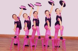 bambini ballo reggio emilia